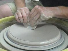 FUNKe Fired Arts - Plates  This guy makes excellent beginner's demos.