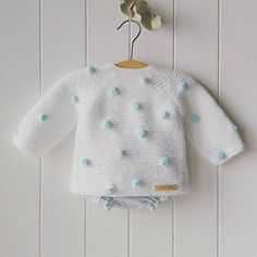 Baby knitting pattern, # Bebecakes, Source by Baby Knitting Patterns, Baby Dress Patterns, Knitting For Kids, Knit Baby Dress, Knitted Baby Cardigan, Knit Baby Sweaters, Knitted Baby Clothes, Cardigan Bebe, Knit Crochet