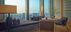 Suite - Luxury Accommodation at Aman Tokyo - Aman