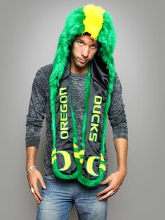 Team SpiritHoods: Are You A Fanimal? OREGON DUCKS Traits: Swift > Determined > WTD    The duck is a generally peaceful bird, but possesses a unique wild streak. Instinctive by nature, ducks tend to band together in the face of danger. $89 https://www.spirithoods.com/teams/mens/oregon/1576/# #Fashion #Sports #College #Gifts #School #Spirit #Football #Fanimal #SpiritHood #SpiritHoods #Hoodie #Hat #Paws #Scarf #Team #Oregon #Ducks #Green #Men