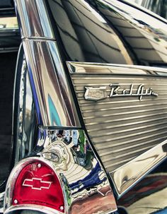 57 Bel Air ~~ One of the best design ever.  And I had one back in the mid 60's...