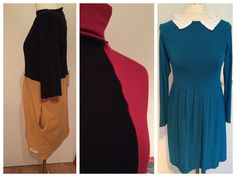 How to look like the perfect Star Trek Girl :) I had to do these 3. With Peter Pan Collar and turtleneck for the perfect #winter. I love them all.