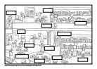 kleurplaat_kern11_met_opdracht.pdf First Grade, School, Garden, Kunst, Garten, Outdoor, Home Landscaping, Tuin, Yard