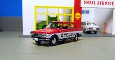 Tomica Limited Vintage LV-144a Datsun Bluebird 1300 Standard(Nissan Service Car)
