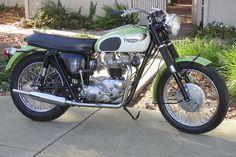1967 TR6