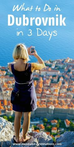 Planning a trip of 3 days in Dubrovnik? Then you are heading towards the most awesome trip of your life. Here are some things to do in Dubrovnik in 3 Days.