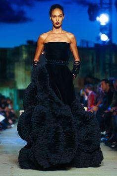 Joan Smalls at Givenchy New York