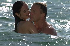 "Daniel Craig & Eva Green ""Casino Royale"""