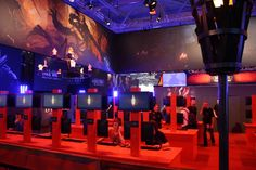 Diablo 3 Booth