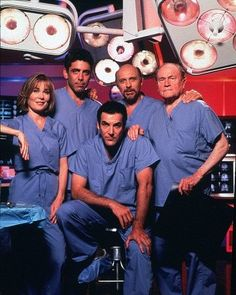 With Mandy Patinkin, Adam Arkin, Hector Elizondo, Peter Berg. The lives and trials of the staff of a major hospital in Chicago.