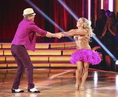 Dancing With The Stars: All-Stars Week 5 Performance Show 2 - Shawn Johnson - Dancing With The Stars - ABC.com