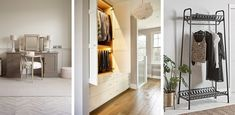 Dressing rooms: 5 things you need to get your space just right