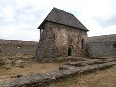 Ruina kláštora v Bzovíku