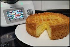PASTEL VASCO CON Thermomix® , una receta de Postres y dulces, elaborada por Mª LUISA VIZOSO ROMERO. Descubre las mejores recetas de Blogosfera Thermomix® Coruña