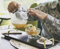 #drinksinSingapore Scented Tea three lychees & a dust of rose powder. It sounds simple but this Ice Lychee Tea from @arteastiq is kind of addictive even after the first sip