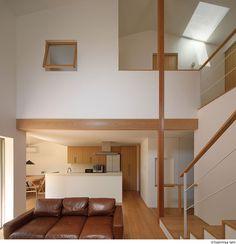 今宿の家 | 新築一戸建て | サポート実例 | FORZA北九州 Loft, House, Furniture, Home Decor, Decoration Home, Home, Room Decor, Lofts, Home Furnishings