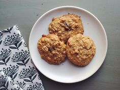Nutty Millet Breakfast Cookies | Delightful Crumb