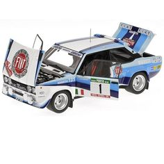 Kyosho Fiat 131 Abarth 1981 Rally