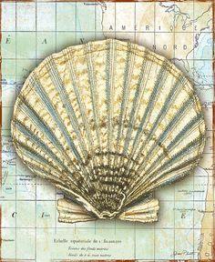 Nautical Journey-f Digital Art