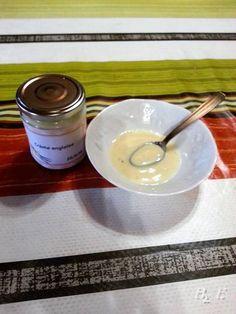 Conserves de crème anglaise avec ou sans Companion