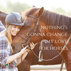 Another year has passed, maybe things will change. But nothing's gonna change my love for horses. #equestrianlife #equestrian #horse #quotes
