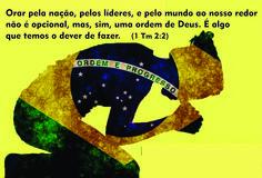 Feliz a nação cujo Deus é o Senhor!