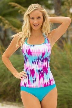 591e18ca94 26 Best Awesome Tankini Swimsuits Ideas images