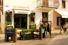 mason's shop @fortedeimarmi   www.masons.it