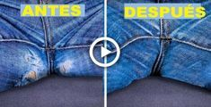 Newest Pics sewing hacks jeans Style Easy Sewing Projects, Sewing Projects For Beginners, Sewing Tutorials, Sewing Hacks, Sewing Crafts, Sewing Diy, Diy Projects, Bag Sewing Pattern, Sewing Patterns Free