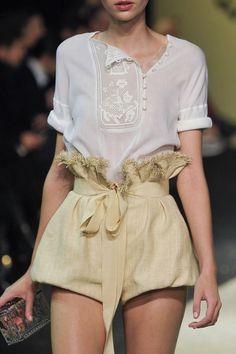 Ulyana Sergeenko - 2013 SS Haute Couture