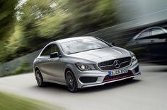 Vanaf oktober te bestellen: Mercedes CLA 250 Sport
