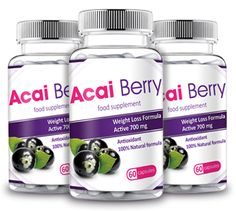 Specjalne promo 2 opakowania +3 gratis!!! Acai Recipes, Acai Berry, Coconut Oil, Berries, Bury, Blackberry, Strawberries