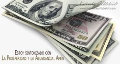 Afirma; Pienso, siento y me identifico conscientemente con pensamientos de Abundancia a lo grande...sigue leyendo en http://katiuskagoldcheidt.com/hoy-soy-abundante-y-rico/