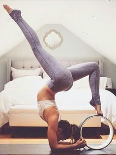 Yoga every day.