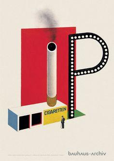 cigarettenkiosk by Herbert Bayer