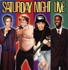 Saturday Night Live .. I still enjoy it almost every wkend, but nothing touches the originals..