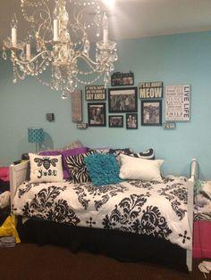Merveilleux Teenage Bedroom Ideas Pinterest   Http://www.yourhomestyles.com/teenage