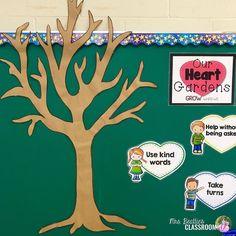 Ready to get this garden growing!! #charactereducation #backtoschool #newclass #kindnessmatters #MrsBeattiesClassroom