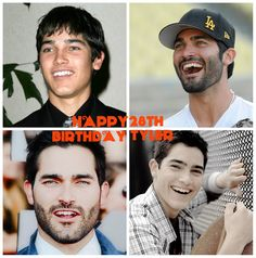 Happy  Birthday Tyler Hoech <3