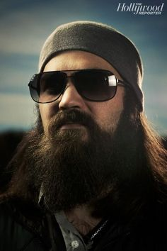 Duck Dynasty's Jep Robertson. Enough said.