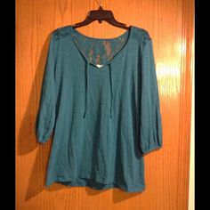 Sonoma 3/4 Sleeve Top Like new. Worn only once. (2) Sonoma Tops