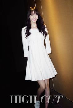 SNSD Yoona - High Cut Magazine Vol.143