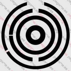 Pegame.es Online Decals Shop  #decoration #circles #ornamental #motif #geometric #vinyl #sticker #pegatina #vinilo #stencil #decal