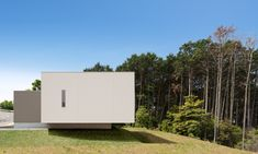 Image 1 of 23 from gallery of Y7-house / Masahiko Sato. Photograph by Toshihisa Ishii
