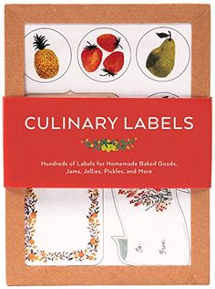 Culinary Labels: Hundreds of Labels for Homemade Baked Go... http://www.amazon.com/dp/1452144095/ref=cm_sw_r_pi_dp_86Mkxb1JPVNW2
