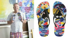 GOODS - Ken Done x Havaianas pluggers - Three Thousand