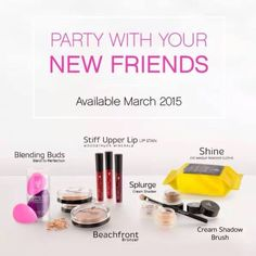 Who wants to party with our new friends??? Book your facebook party by messaging me!  Lashglamour.ca