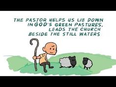 God gave us a Pastor Pastor Appreciation Month, Storyboard, Presentation, Artsy, Tutorials, God, Comics, Happy, Youtube