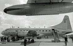 Convair T-29A 49-1941 47 BW SCUL BWD 18.05.57 edited-2 - Convair C-131 Samaritan - Wikipedia