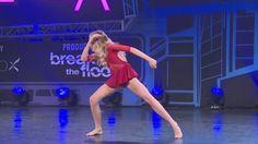 Brynn Rumfallo's solo: Forever - DancerPalooza 2016